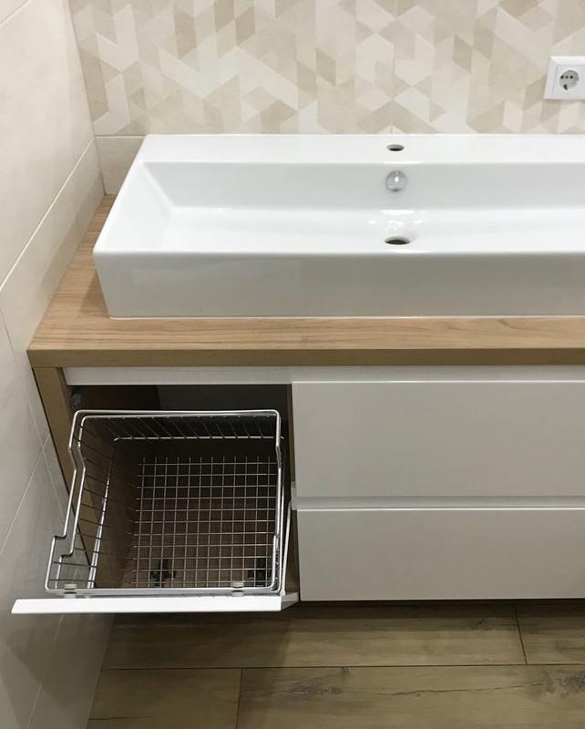 Мебель для ванной комнаты-Мебель для ванной «Модель 13»-фото3