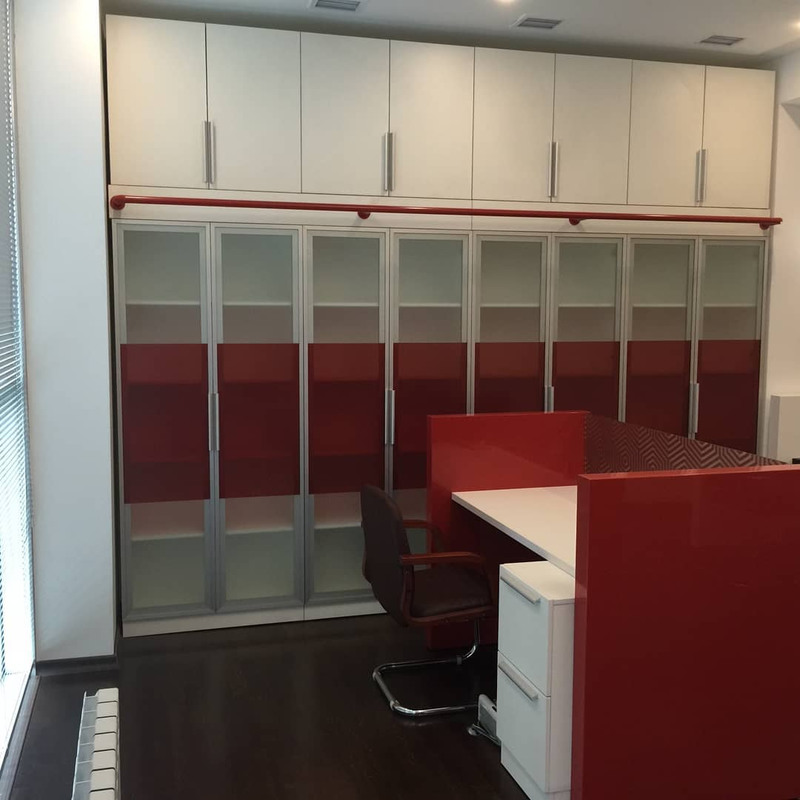 Офисная мебель-Офисная мебель «Модель 7»-фото4