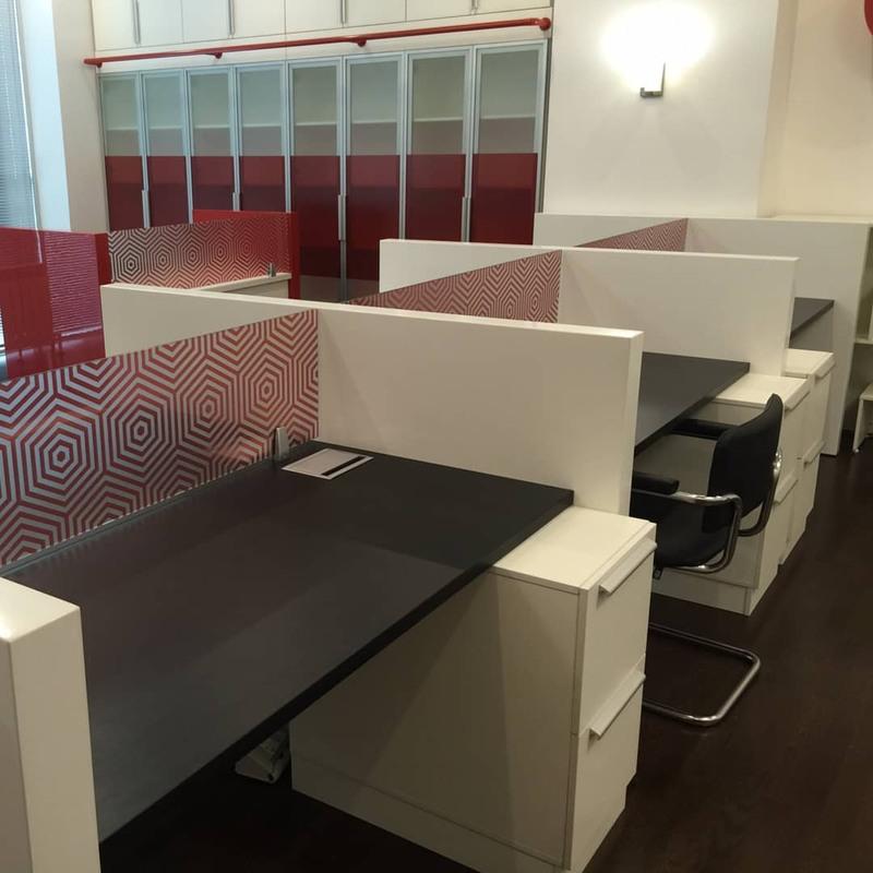 Офисная мебель-Офисная мебель «Модель 7»-фото5