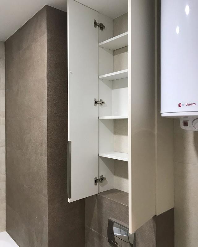 Мебель для ванной комнаты-Мебель для ванной «Модель 61»-фото5