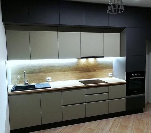 -Кухня МДФ в ПВХ «Модель 99»-фото19