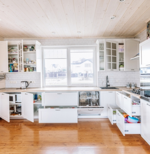 -Кухня МДФ в эмали «Модель 402»-фото24
