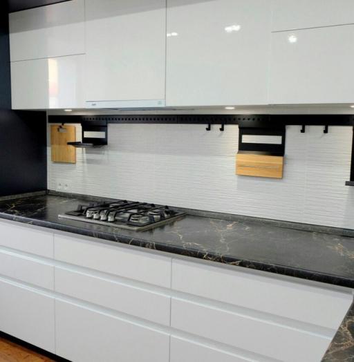 -Кухня МДФ в ПВХ «Модель 81»-фото19