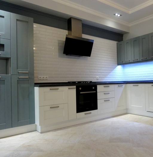 -Кухня МДФ в ПВХ «Модель 145»-фото14