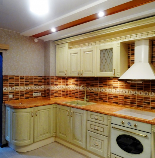 -Кухня МДФ в эмали «Модель 301»-фото18
