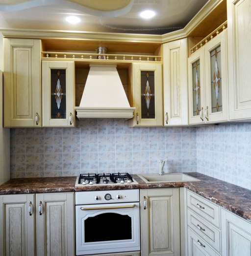 -Кухня из массива «Модель 21»-фото29
