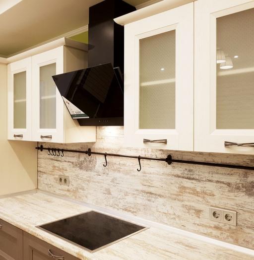 -Кухня из шпона «Модель 25»-фото22