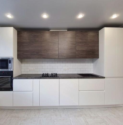 -Кухня МДФ в эмали «Модель 541»-фото21